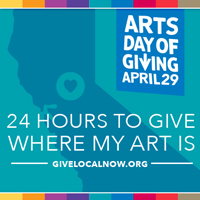 arts day of giving